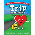 Trip Heartmann Stars in New Virginia Coloring Book