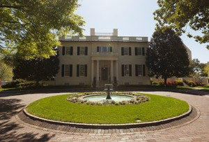 Virginia Governor's Mansion, Richmond