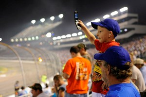 Introduce your little one to the love of NASCAR.
