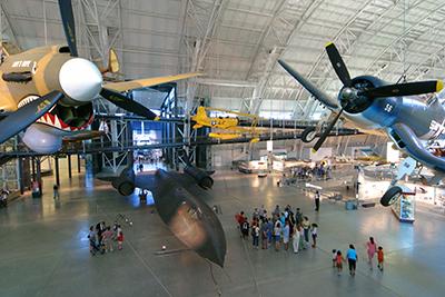 National Air and Space Museum, Steven F. Udvar Hazy Center