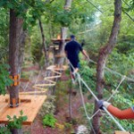 Adventure Park at Sandy River Retreat