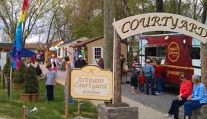 Dayton Redbud Arts & Crafts Festival