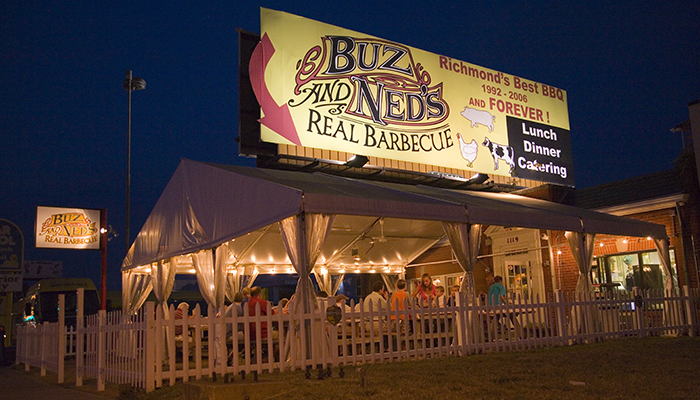 Buzz and Ned's Real Barbecue