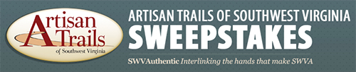 Enter to Win the Artisan Trails of Southwest Virginia Sweepstakes