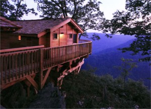 Golden Eagle Tree House at Primland