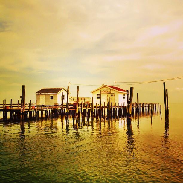 Tangier Island, VA by @thephotomomma