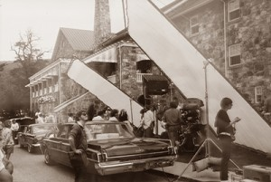 Filming Dirty Dancing