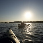 Paddling the Eastern Shore