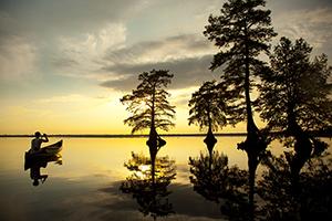 Lake Drummond - Great Dismal Swamp National Wildlife Refuge