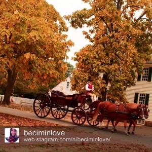 Colonial Williamsburg by @beciminlove.