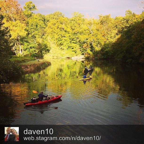 Pocahontas State Park by @daven10