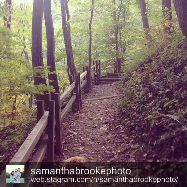 Crabtree Falls Trail by @samanthabrookephoto