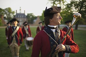 Colonial Williamsburg Fife and Drums Corp