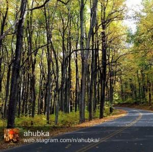Shenandoah National Park by @ahubka