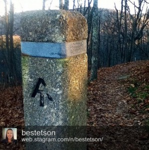 The Appalachian Trail by @bestetson