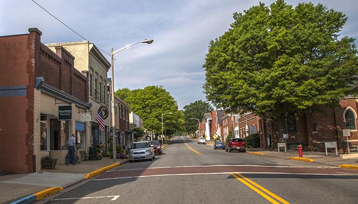 Downtown Orange