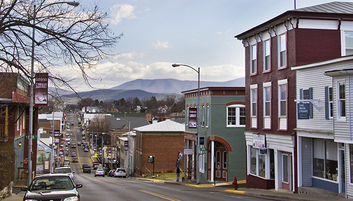 Downtown Luray