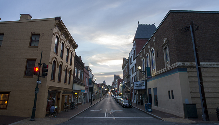 Downtown Staunton