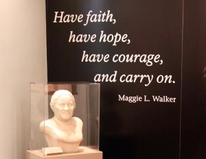 Maggie L. Walker National Historic Site. Image by Casey Higgins.