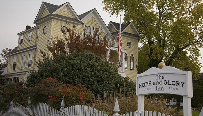 Hope & Glory Inn