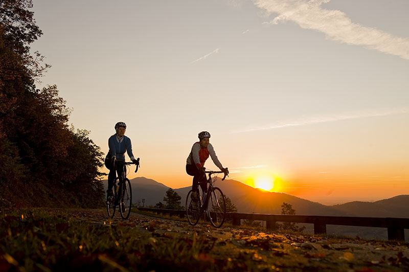 Shenandoah Mountain Touring