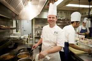 Chef Cathal Armstrong of Restaurant Eve