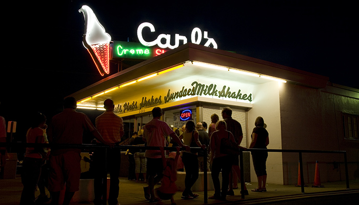 Carl's Frozen Custard