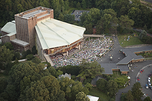 Wolf Trap National Park for the Performing Arts. Image by CameronDavidson@CameronDavidson.com.