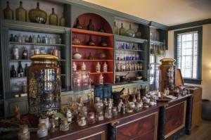 Hugh Mercery Apothecary Shop in Historic Fredericksburg