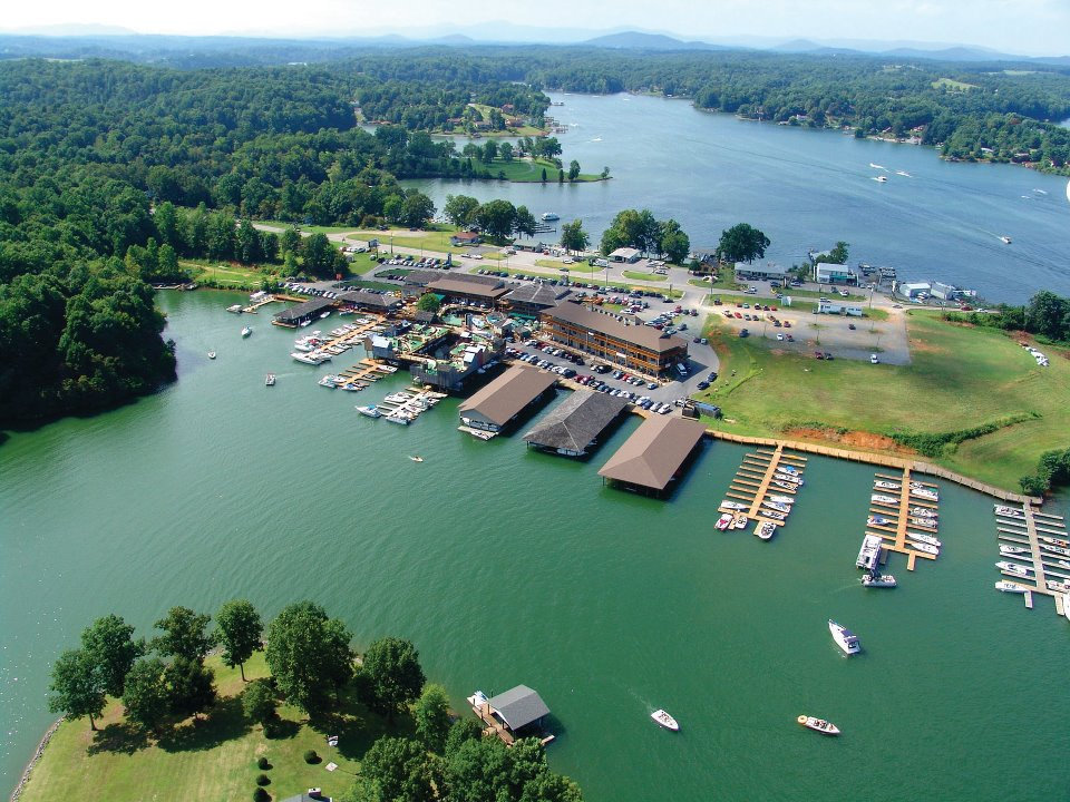 Bridgewater Marina, Smith Mountain Lake