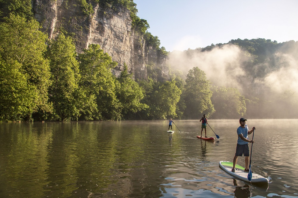 New River Stand-Up Paddle