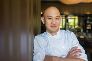 Chef Tim Ma of Maple Ave Restaurant and Water & Wheel Restaurant. Photo by Rey Lopez / Under a Bushel Photography.