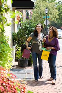 Shopping in Alexandria