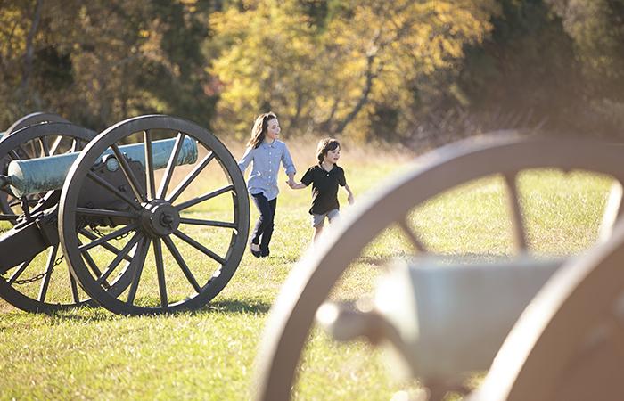 Manassas National Battlefield Park. Photo by Aliyah Dastour.
