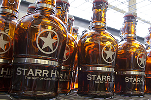 Fill a growler at Starr Hill in Crozet to make a Beer-A-Rita on the Rocks.