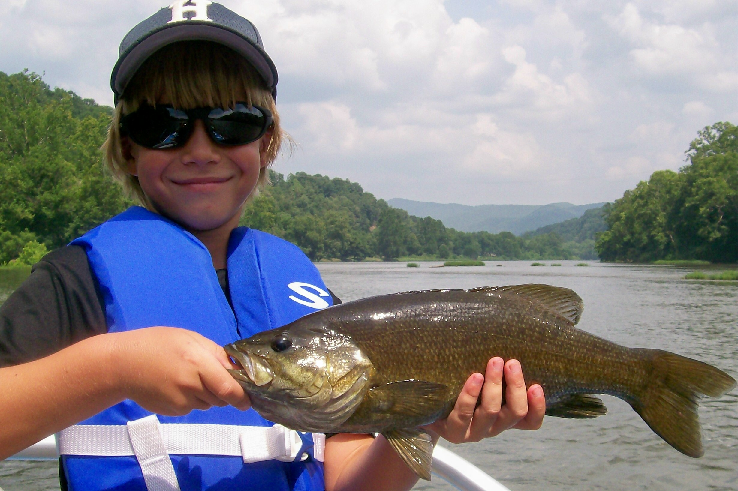 New River Virginia Fishing Fishing With New River Trips