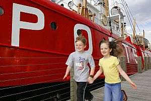 Portsmouth Lightship Museum