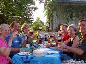 Hickory Hill Vineyards Vineyards & Winery, Moneta