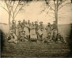 2nd Corps Reenactors