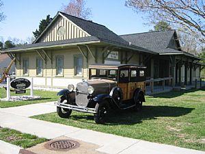 Steamboat Era Museum
