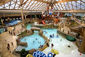 Massanutten Resort Indoor Waterpark