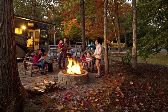 Camping Destinations For Fall Fun