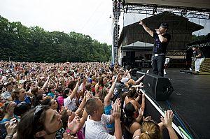 Busch Gardens Concert Series