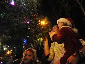 Gordonsville Tree Lighting