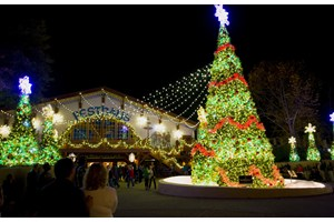 Busch Gardens' Christmas Town