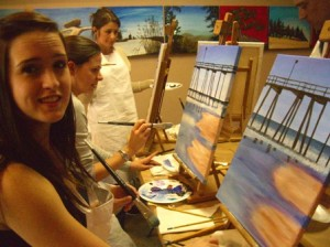 Let's Paint, Virginia Beach