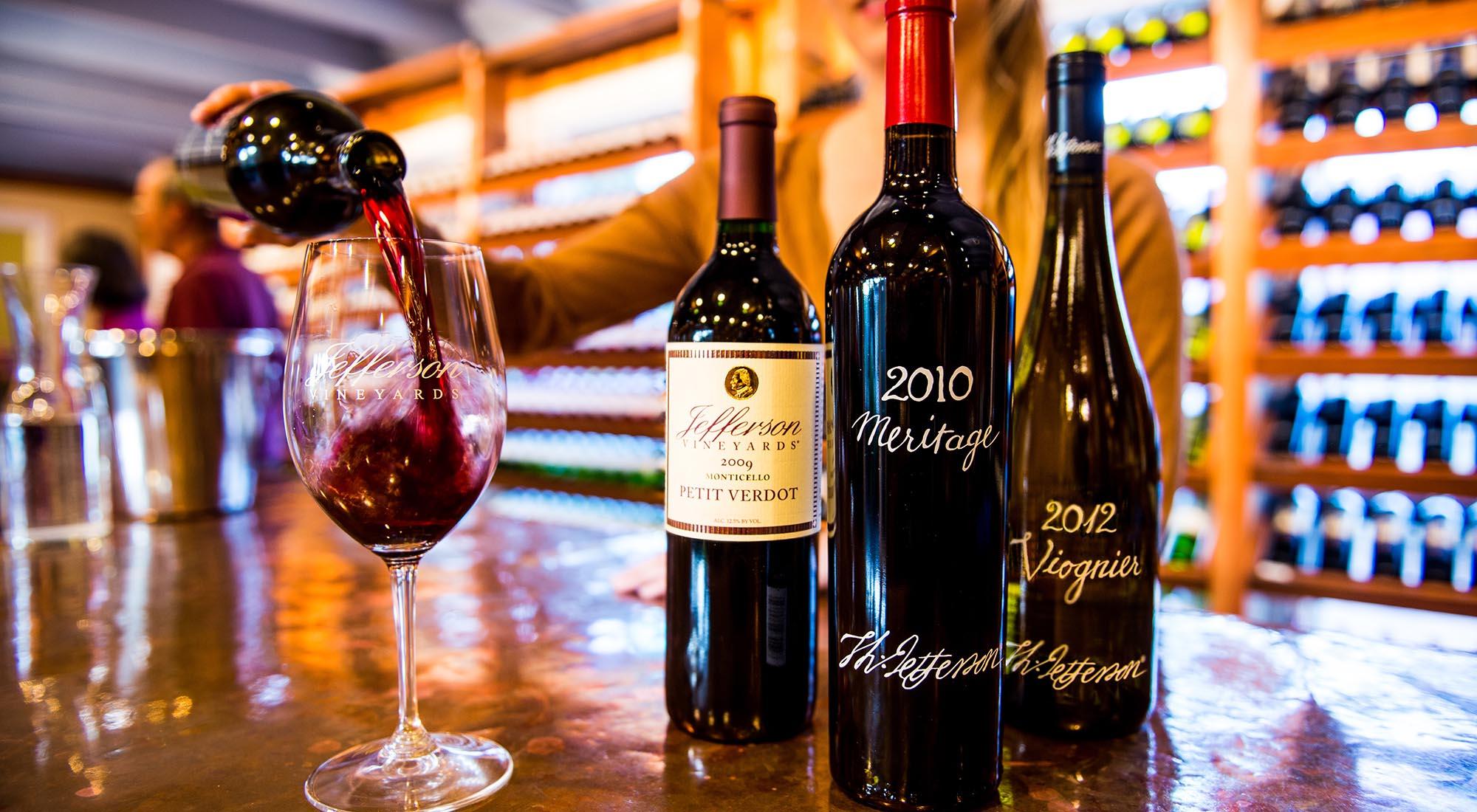 Jefferson Vineyards