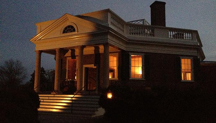 Thomas Jefferson's Poplar Forest - Candlelight Tours