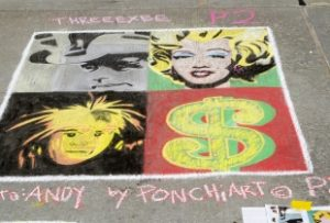 Chalk the Walk ARTsplosion, Virginia Beach