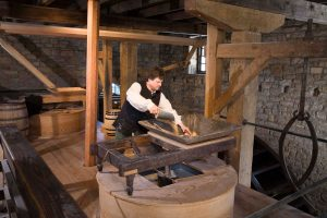 George Washington's Gristmill